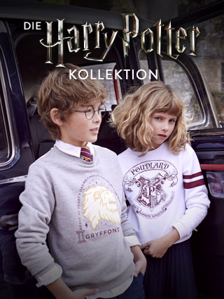 Harry Potter Kollektion - Jungen