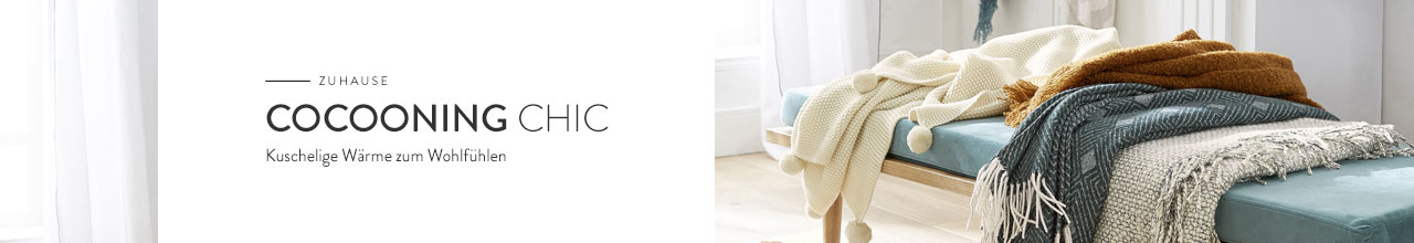 Cocooning chic