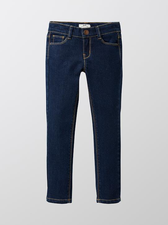 Blue and Denim-Mädchen Slim Fit Jeans