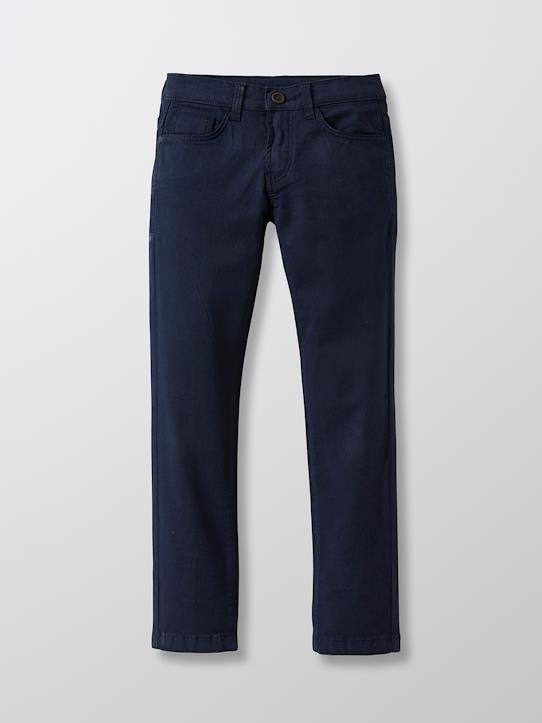 Blue and Denim-Jungenhose, Slim Fit, vielfarbig