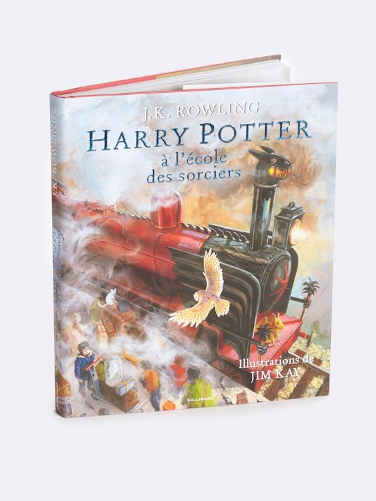 Harry Potter-Buch: Harry Potter und der Stein der Weisen Kollektion Harry Potter®