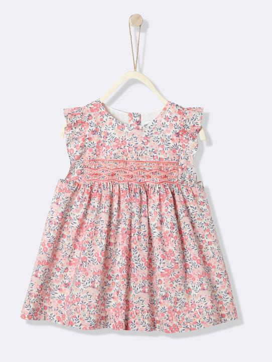 Lovely baby-Babys-Mädchen-Baby Liberty®-Kleid