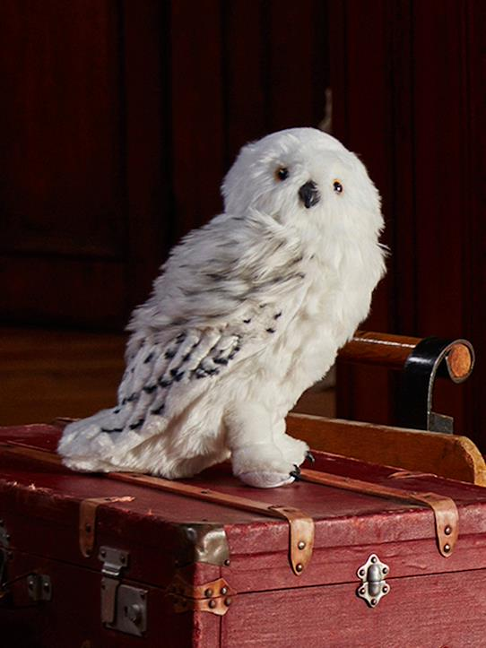 Harry Potter-Plüsch-Hedwig, großes Modell Cyrillus x Harry Potter®