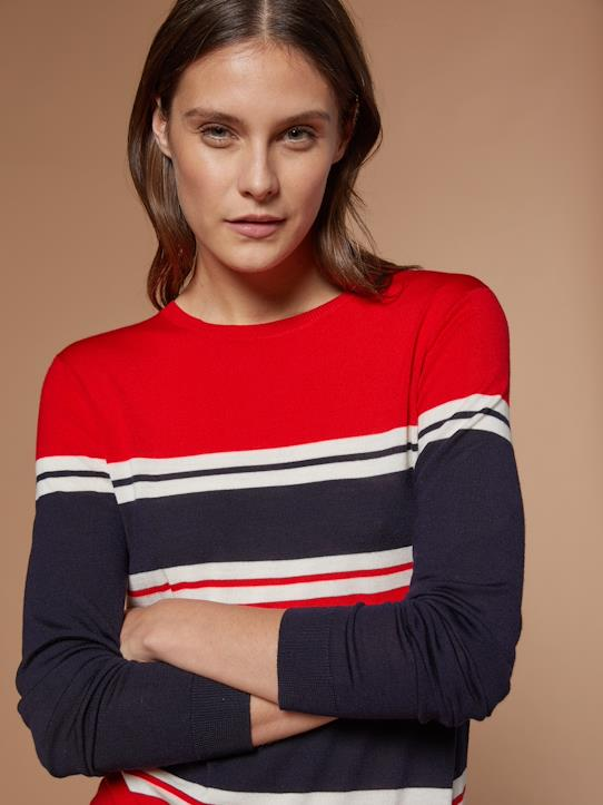 Damen-Pullover, Strickjacken-PULLOVER