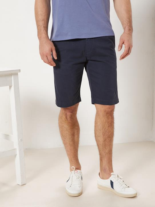 Color Block-Herren-Herren-Bermudas, gerade Passform