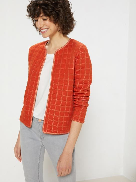 Damen-Pullover, Strickjacken-Damen-Cardigan aus Molton