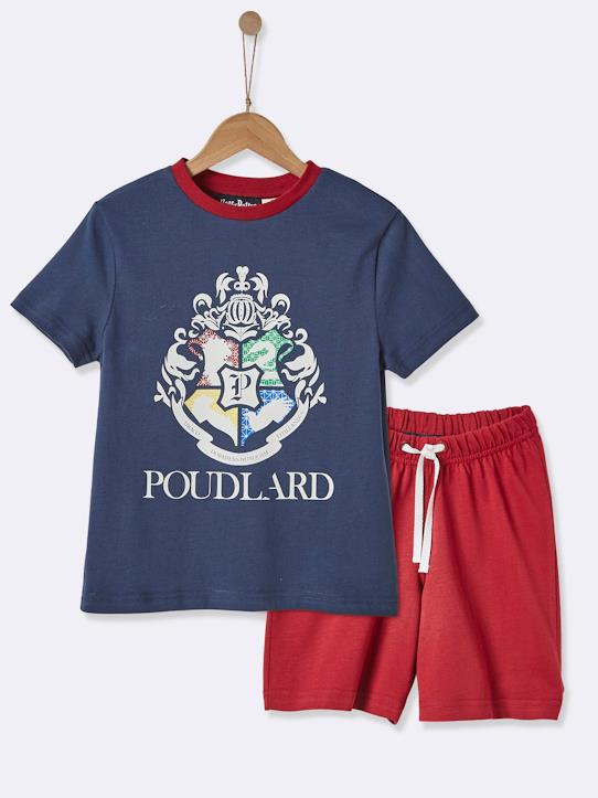 Harry Potter-Jungen-Kurz-Pyjama, Kollektion Harry Potter