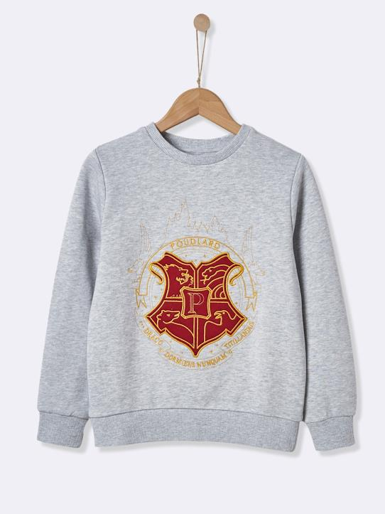 Jungen-Sweatshirts, Rugbyshirts-Sweatshirt, Harry Potter Kollektion