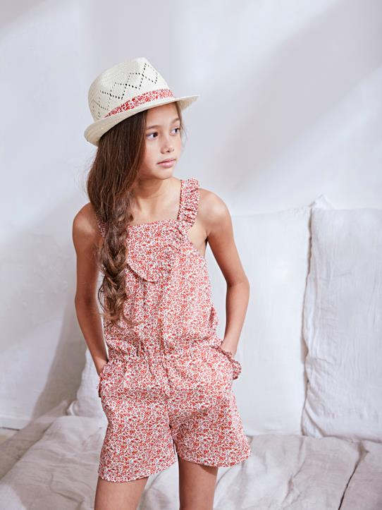 sale-boutique-Mädchen-Mädchen-Shorts-Overall, Liberty-Stoff