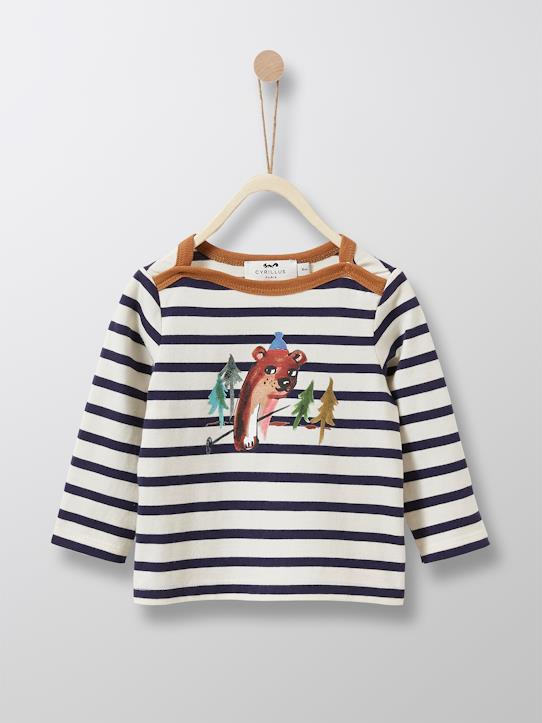 Outdoor-Baby-Shirt, Marinelook
