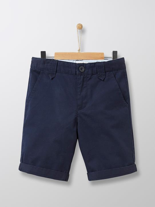 Color Block-Jungen-Jungen-Bermuda