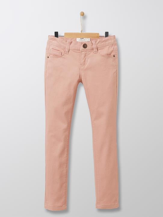 Outdoor-Mädchen Slim Fit Hose, Twill