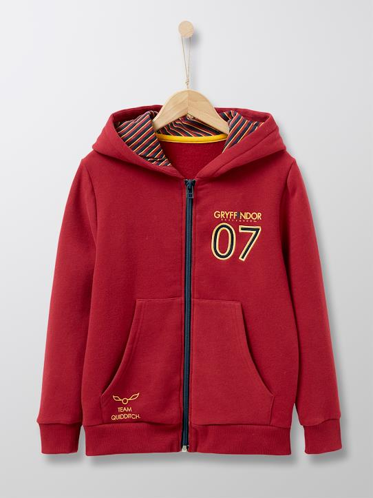 Harry Potter-Sweatjacke mit Reißverschluss, Harry Potter Kollektion