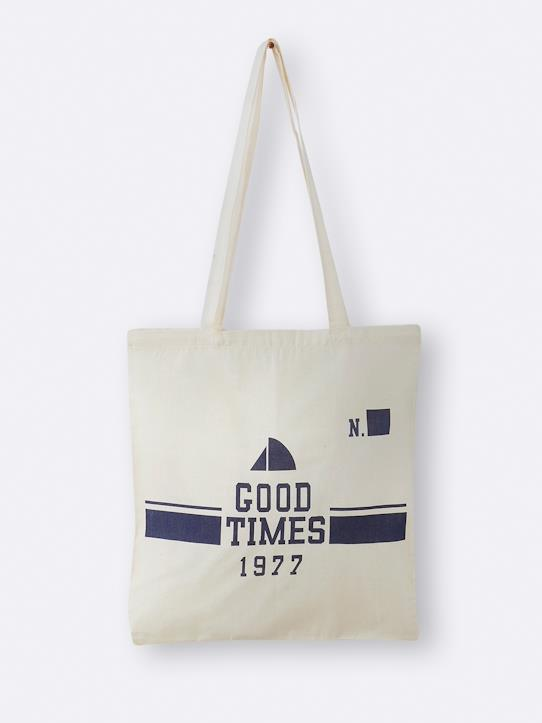 Kollektion Good Times aus Recycling-Fasern-Damen-Shopper - Kollektion Good Times 1977