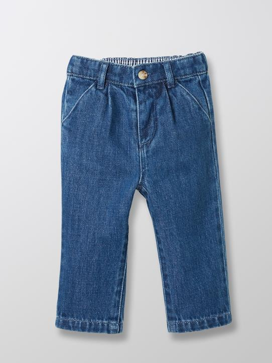 Blue and Denim-Babys-Jungen-Baby-Chinohose