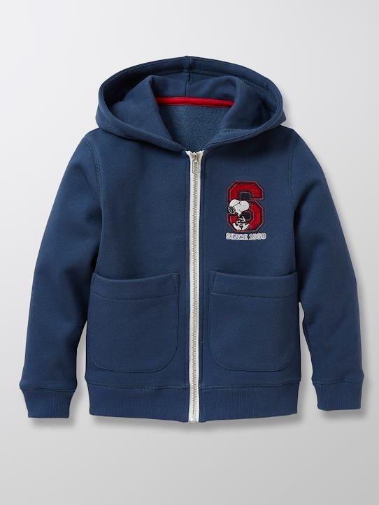 New hope-Kinder-Sweatshirt Cyrillus X Peanuts® – Collection Snoopy