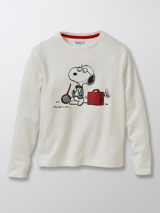 New hope-Kinder-Shirt Cyrillus X Peanuts® – Collection Snoopy