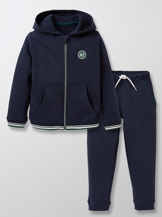 Herbst-Winter Kollektion-Jungen-Jungen-Jogginganzug, Athletic Club 1977