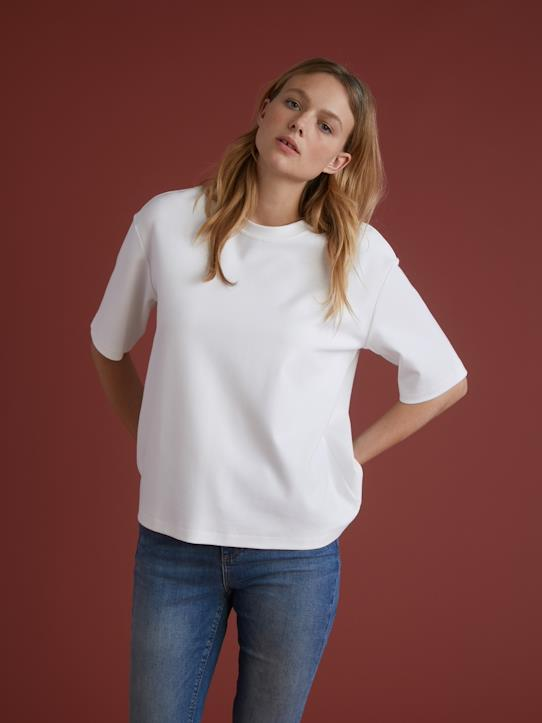 "Bloomsburry-Damen T-Shirt ""Boxy"""