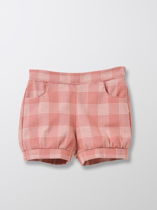 -Baby-Shorts in Ballonform