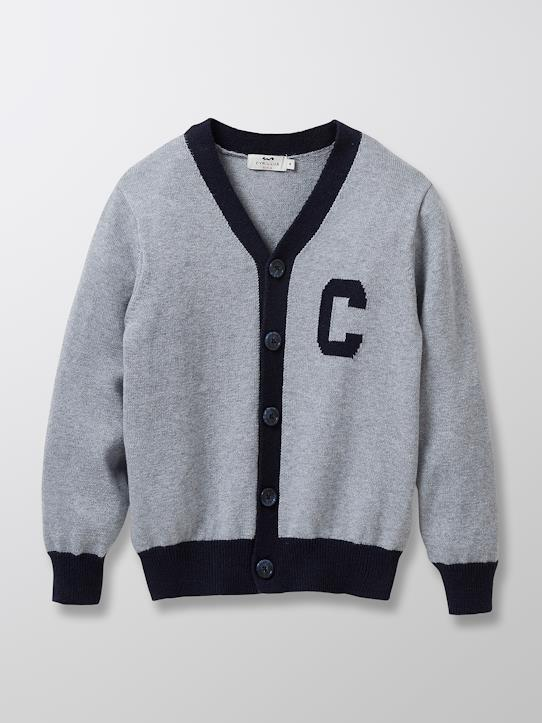 New hope-Jungen-Cardigan im College-Stil