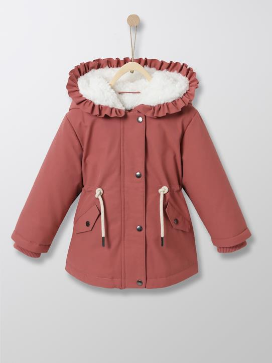 New hope-Baby-Parka mit Futter