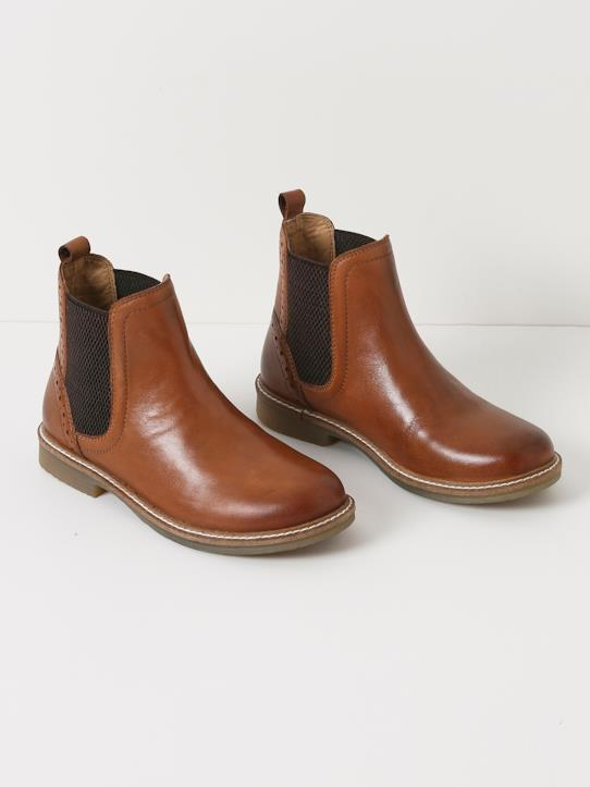 Black Friday-Jungen-Jungen Chelsea-Boots