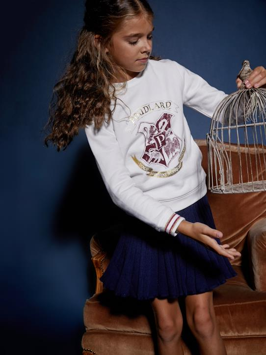 Sweatshirt aus der Harry Potter Kollektion Ecru/Hogwarts