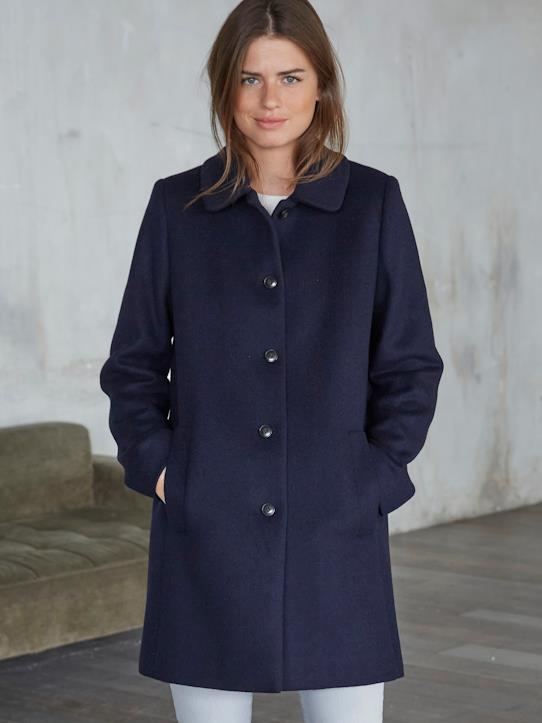 Damen-Car Coat-Mantel Margareth - Limitierte Kollektion