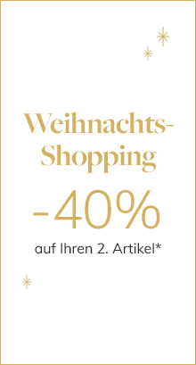 Weihnachts- Shopping