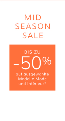 Mid season sale interieur